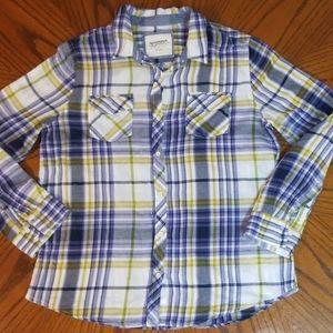 Buttondown Flannel